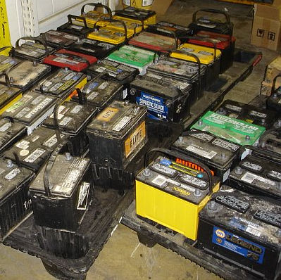 So What Is An Old Car Battery Worth