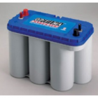 Optima Blue Top 34M - 12 Volt deep cycle battery